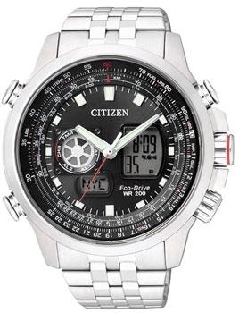 Японские наручные мужские часы Citizen JZ1060-50E. Коллекция Promaster фото