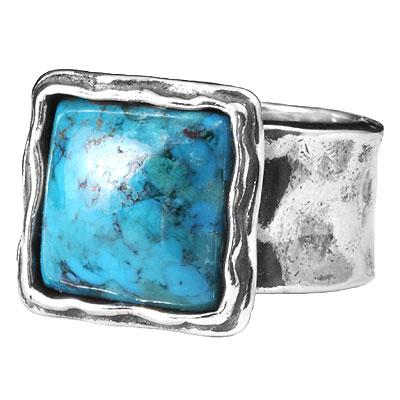 Кольцо из серебра от израильских мастеров.  Стильные, многогранные, удивительные.  Вы полюбите эти притягательные...