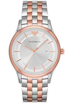 Fashion наручные мужские часы Emporio armani AR11044. Коллекция Dress фото