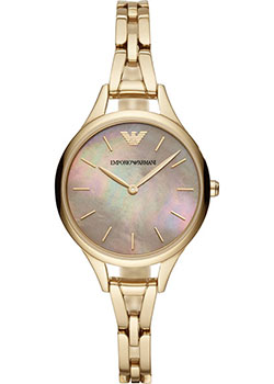 fashion наручные  женские часы Emporio armani AR11140. Коллекция Dress