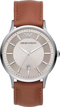 fashion наручные  мужские часы Emporio armani AR11185. Коллекция Renato.