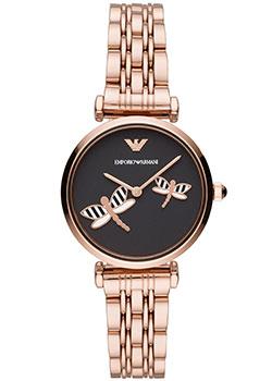 Fashion наручные женские часы Emporio armani AR11206. Коллекция Gianni T-Bar фото