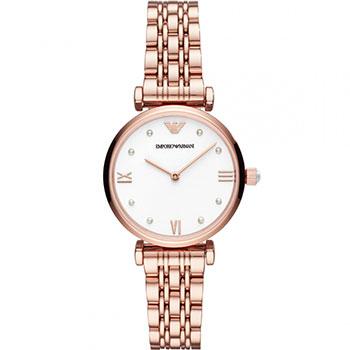 fashion наручные  женские часы Emporio armani AR11267. Коллекция Gianni T-Bar.