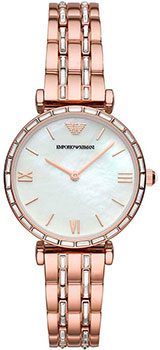 fashion наручные  женские часы Emporio armani AR11294. Коллекция Gianni T-Bar.