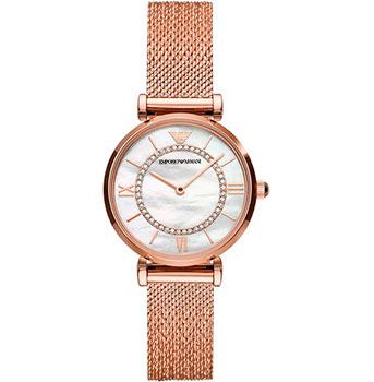 fashion наручные  женские часы Emporio armani AR11320. Коллекция Gianni T-Bar.