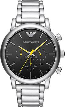 fashion наручные  мужские часы Emporio armani AR11324. Коллекция Luigi.