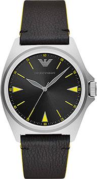 fashion наручные  мужские часы Emporio armani AR11330. Коллекция Nicola.