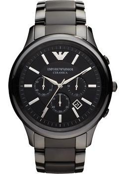 fashion наручные  мужские часы Emporio armani AR1451. Коллекция Ceramica.
