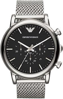 fashion наручные  мужские часы Emporio armani AR1808. Коллекция Classic.