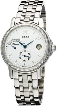 Купить Часы мужские Швейцарские наручные  мужские часы Epos 3167.658.20.10.30. Коллекция Emotion  Швейцарские наручные  мужские часы Epos 3167.658.20.10.30. Коллекция Emotion