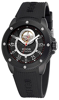 Швейцарские наручные  мужские часы Epos 3389.133.25.35.55. Коллекция Sportive