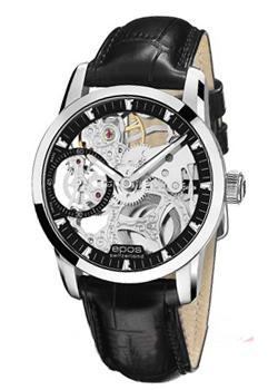 Швейцарские наручные  мужские часы Epos 3424.185.20.15.25. Коллекция Sophistiquee
