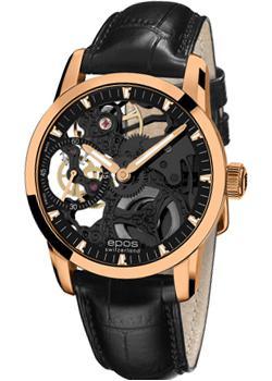 Швейцарские наручные  мужские часы Epos 3424.189.24.15.25. Коллекция Sophistiquee