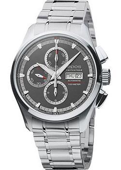Швейцарские наручные  мужские часы Epos 3433.228.20.14.30. Коллекция Sportive
