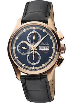Швейцарские наручные  мужские часы Epos 3433.228.24.16.25. Коллекция Sportive