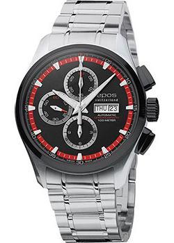 Швейцарские наручные  мужские часы Epos 3433.228.35.15.30. Коллекция Sportive