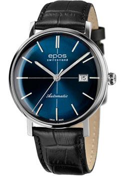 Швейцарские наручные мужские часы Epos 3437.132.20.16.25. Коллекция Originale фото