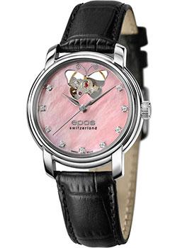 Швейцарские наручные  женские часы Epos 4314.133.20.83.15. Коллекция Ladies