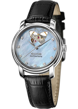 Швейцарские наручные  женские часы Epos 4314.133.20.86.15. Коллекция Ladies