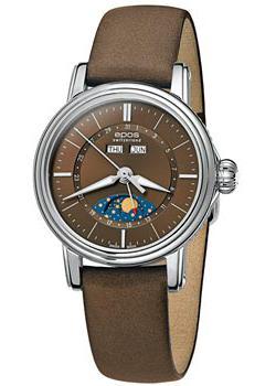 Швейцарские наручные  женские часы Epos 4391.832.20.57.87. Коллекция Ladies