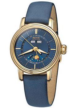 Швейцарские наручные  женские часы Epos 4391.832.22.56.86. Коллекция Ladies