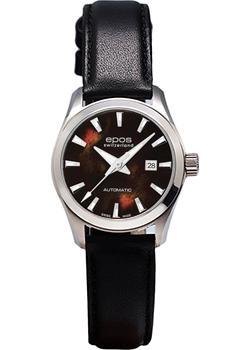 Швейцарские наручные  женские часы Epos 4401.122.20.15.15. Коллекция Ladies