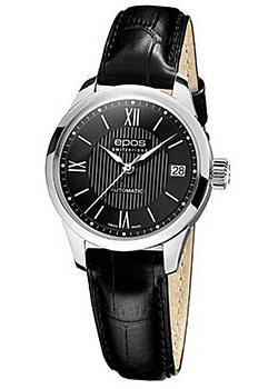 Швейцарские наручные  женские часы Epos 4426.132.20.65.15. Коллекция Ladies