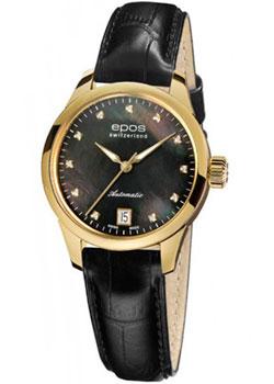 Швейцарские наручные женские часы Epos 4426.132.22.85.15. Коллекция Ladies фото
