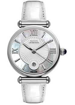 Швейцарские наручные  женские часы Epos 8000.700.20.68.10. Коллекция Quartz