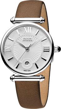Швейцарские наручные  женские часы Epos 8000.700.20.68.87. Коллекция Quartz