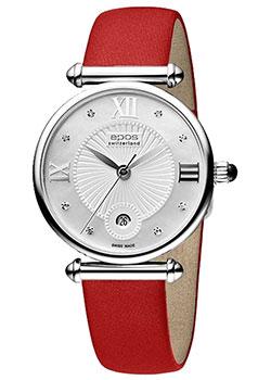 Швейцарские наручные  женские часы Epos 8000.700.20.68.88. Коллекция Quartz