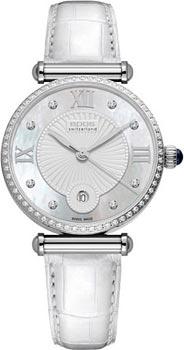 Швейцарские наручные  женские часы Epos 8000.700.29.88.10. Коллекция Quartz
