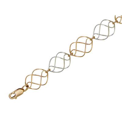 Золотой браслет  01B061318