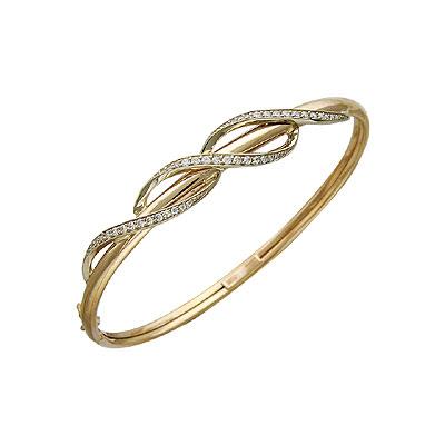 Золотой браслет  01B161274