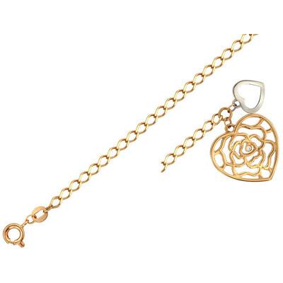 Золотой браслет  01B161397