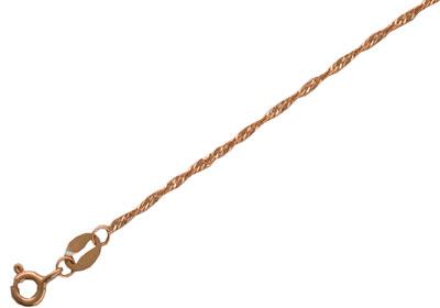 Золотой браслет  01B7100125