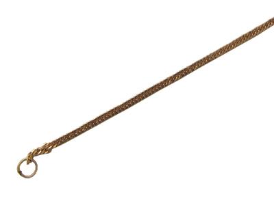 Золотой браслет  01B7100525
