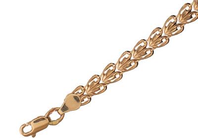 Золотой браслет  01B710770