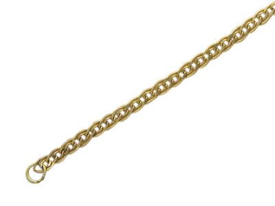 Золотой браслет  01B7300940