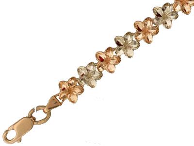 Золотой браслет  01B760389