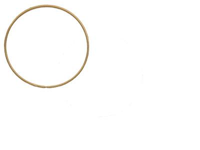 Золотые серьги 01C030396