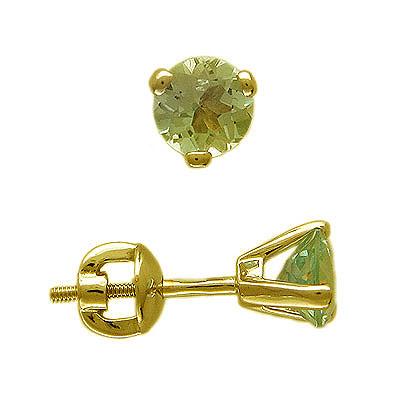 Золотые серьги  01C334303