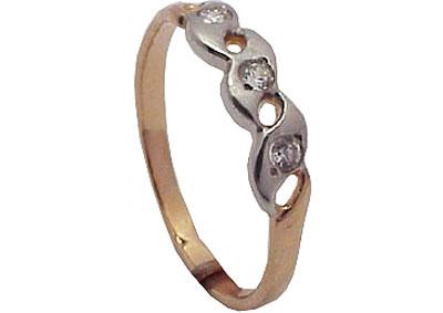 Золотое кольцо  01K110154