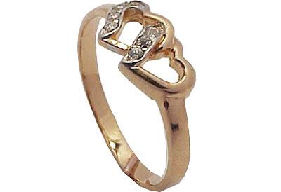 Золотое кольцо  01K110516