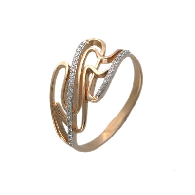 Золотое кольцо  01K115128