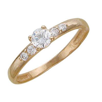 Золотое кольцо  01K115424