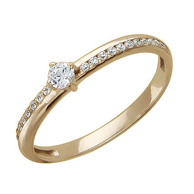 Золотое кольцо  01K115828