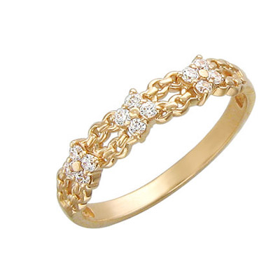 Золотое кольцо  01K116338