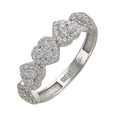 Золотое кольцо  01K125211 от Bestwatch.ru