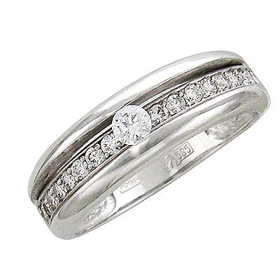 Золотое кольцо  01K125244 от Bestwatch.ru